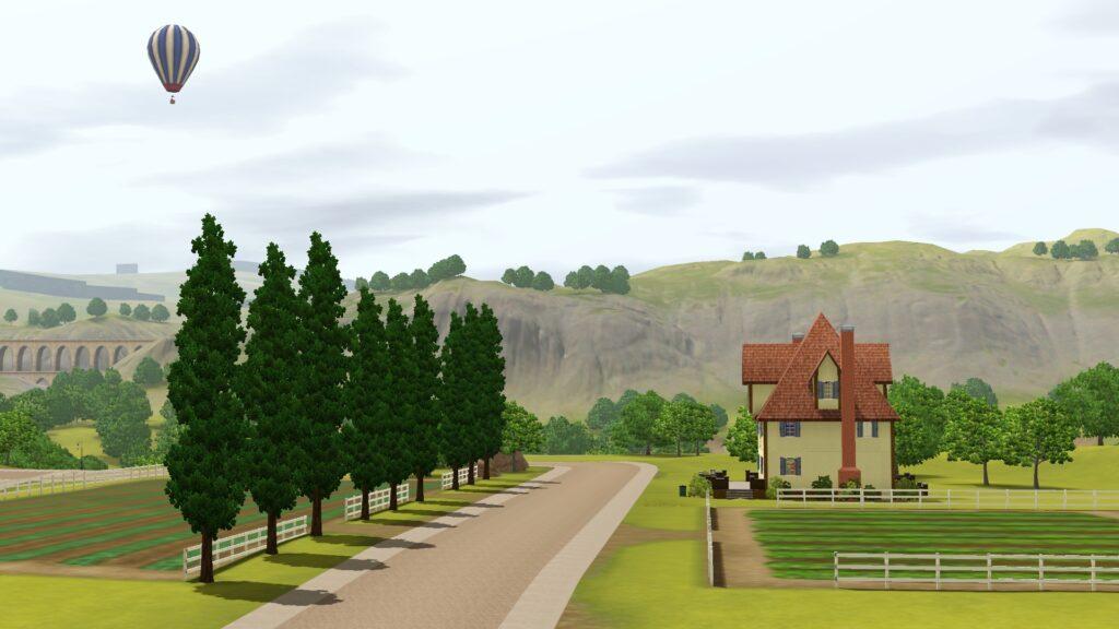Destination Champs les Sims