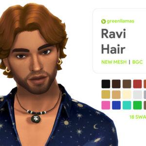 Coiffure Ravi