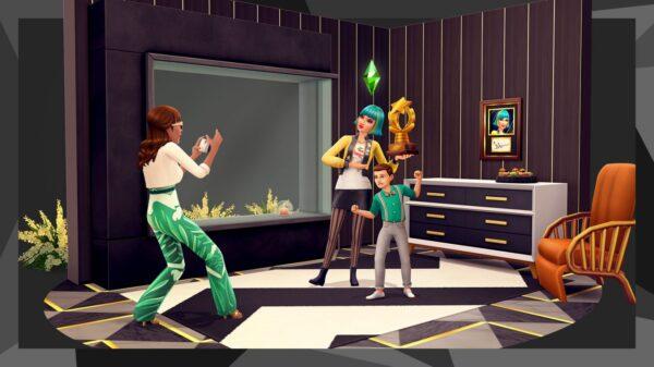 Le SimFestival remplace le LlamaZoom dans Les Sims Mobile