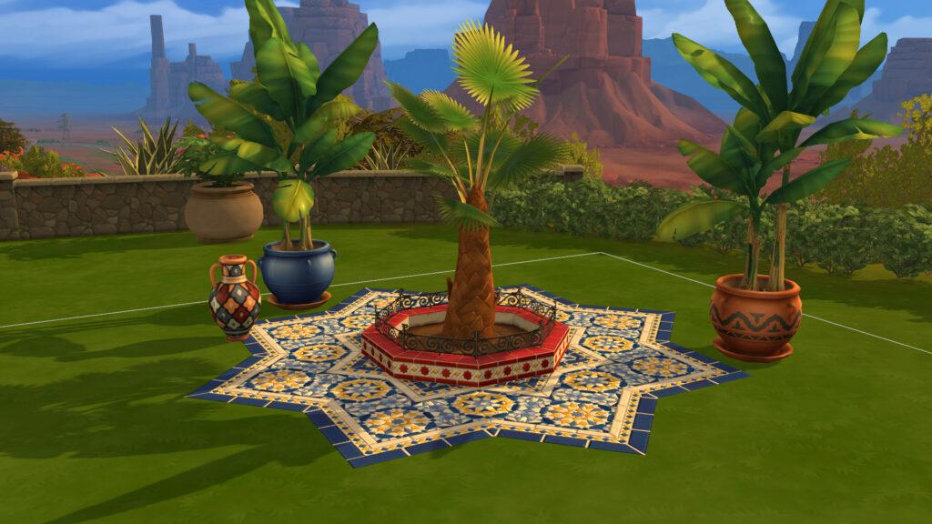 Zoom sur le kit Riad de Rêve