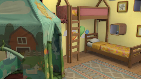 Les canapés modulables et les nouveaux objets des Sims 4 Décoration d'Intérieur