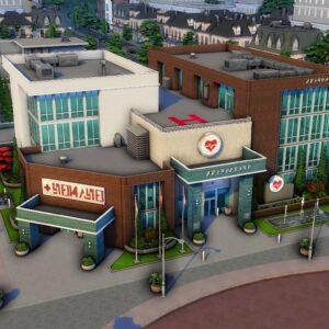 Hôpital de Willow Creek