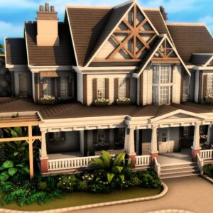 Country Familiar House