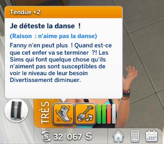 Zoom sur les préférences dans Les Sims 4