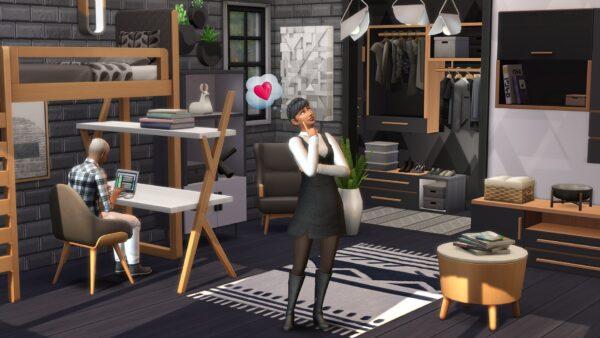 Le pack de jeu Les Sims 4 Décoration d'Intérieur sortira le 1er Juin