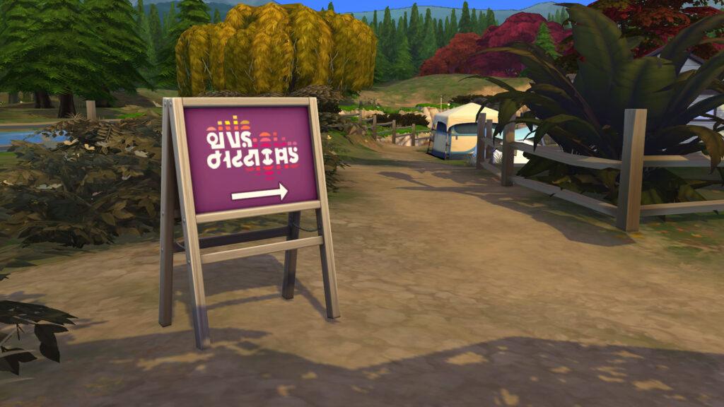 Zoom sur les Sessions des Sims