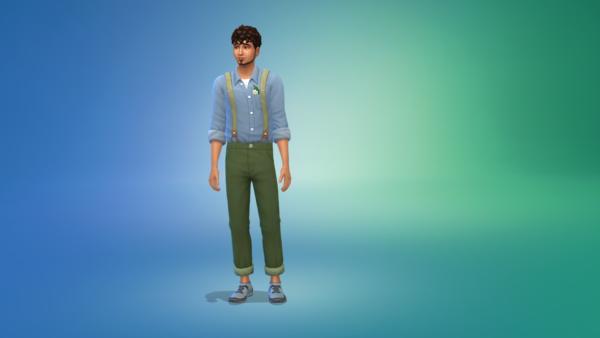 Les nouveautés du Créer Un Sim des Sims 4 Vie à la Campagne