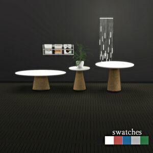 Table Elles