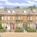 English Terrace Houses