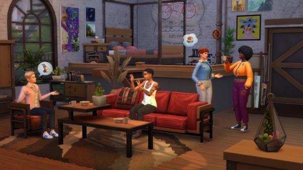 Le kit Sims 4 Loft Industriel sortira le 26 Août
