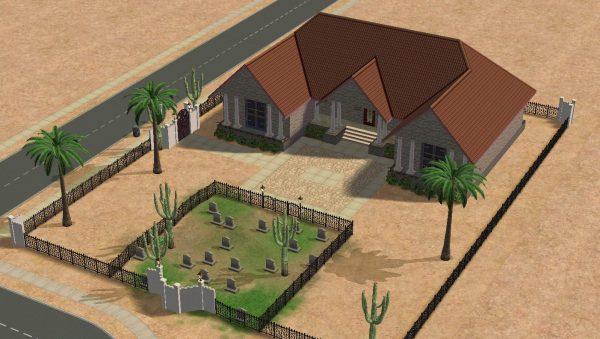 Top 5 des lieux hantés dans Les Sims